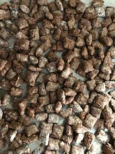 Oscar Worthy Sweet Treats: Healthy Muddy Buddies