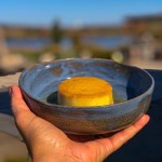 The Easiest Caramelized Apple and Pumpkin Creme Caramel