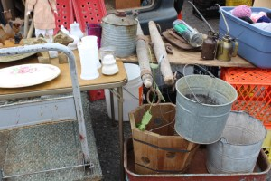 Special Edition Thrifty Thursday at the Cloverdale Flea Market