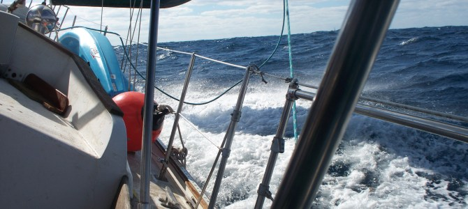 Sailing around the Caribbean ~ An Interview with part of the crew of the svkootenay!
