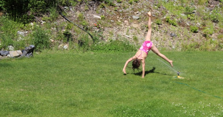 Budget Friendly Backyard Fun and Games for All Ages