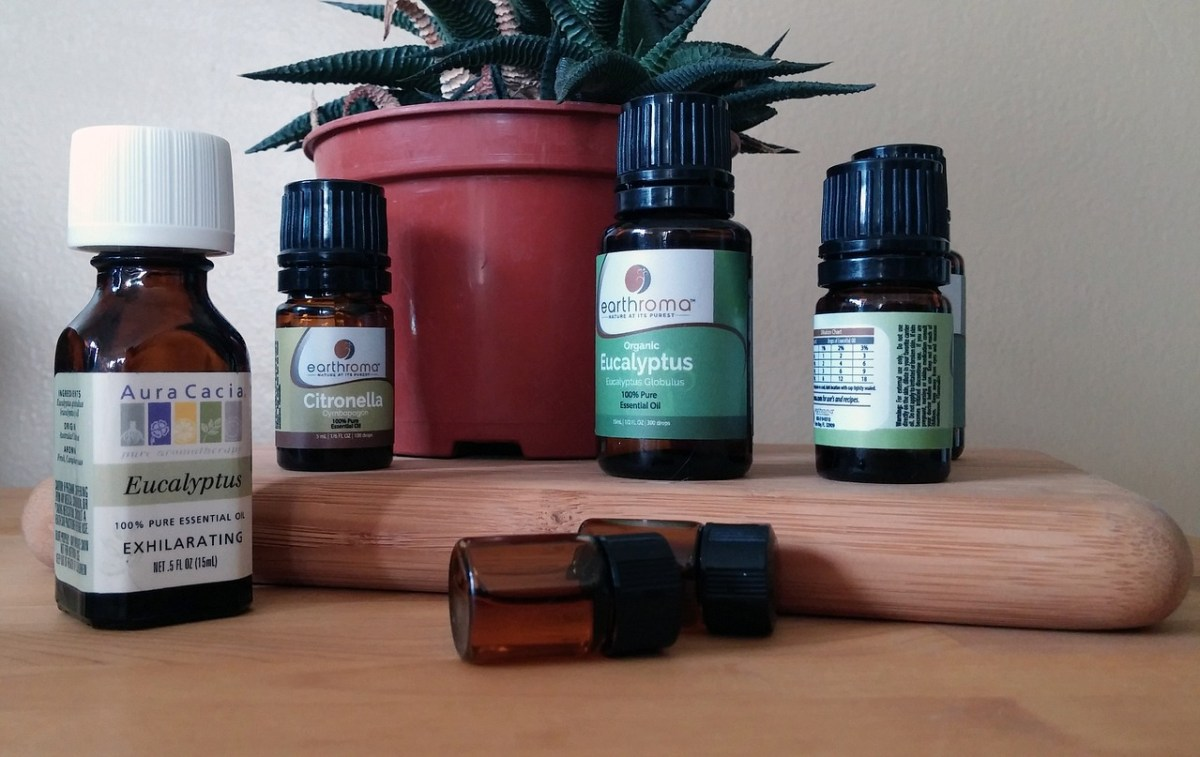 Essential oils ~ Tips on Starting your Essential Oil Collection