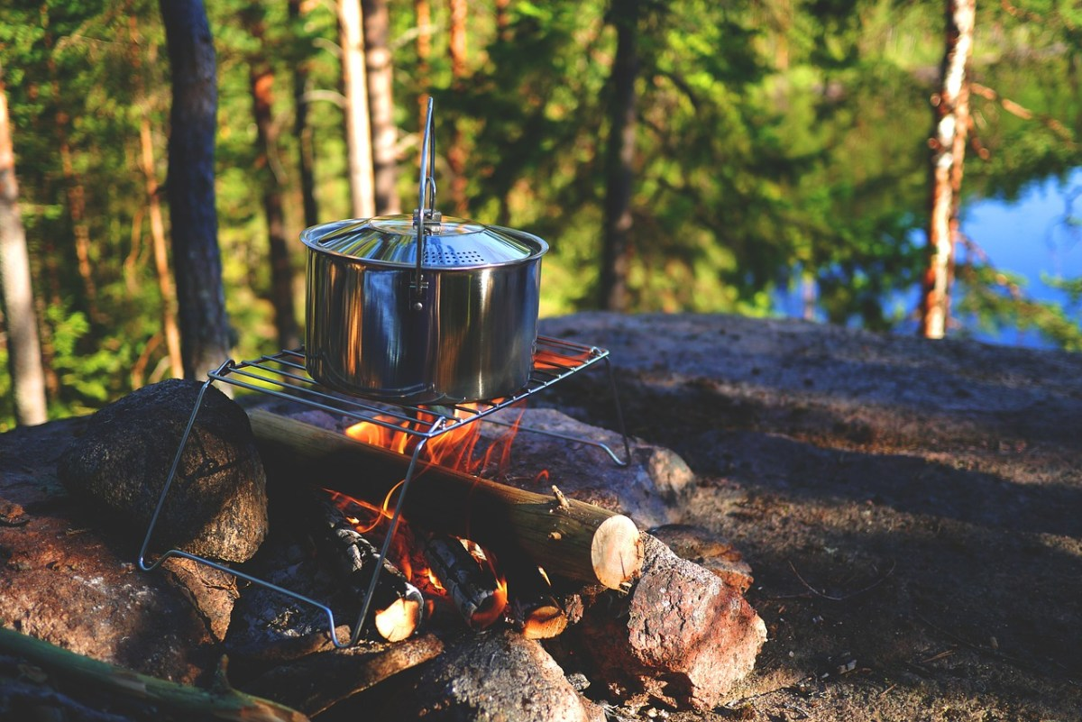 Camping: The Great Outdoors and the Basics