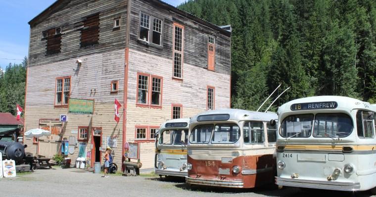 Exploring a Spooky Ghost Town ~ Sandon B.C.