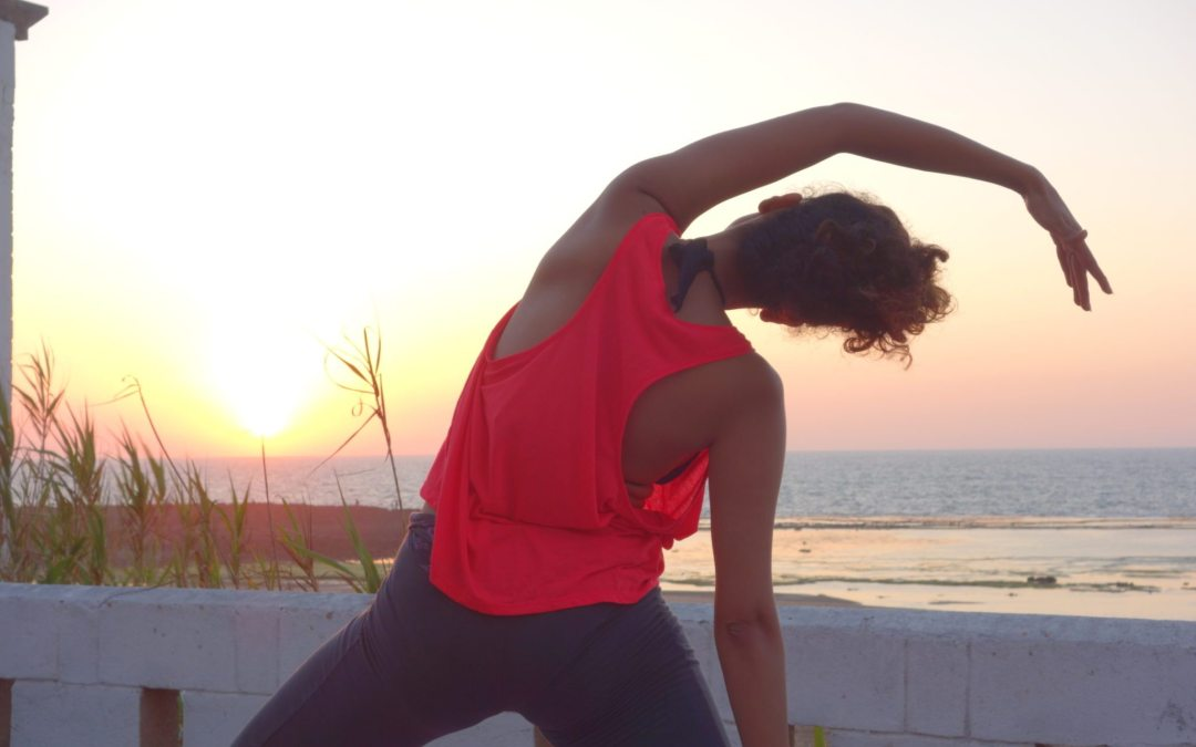 How to practice yoga for free?