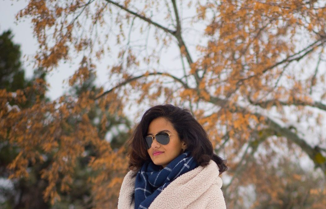 What to wear in the snow? Formula and outfit ideas