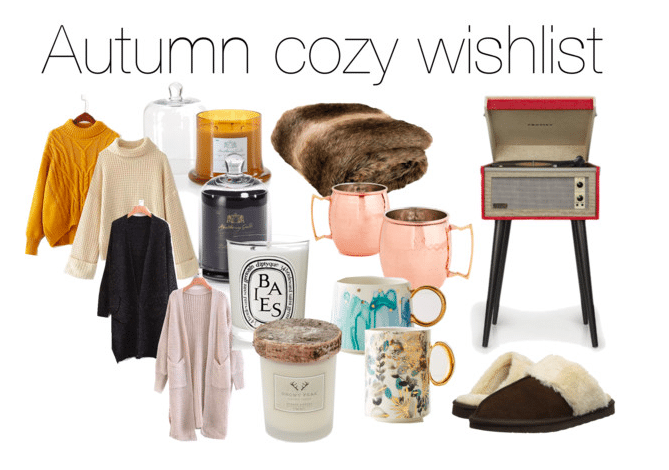 Friday mood: Fall coziness, stranger things and miso paste