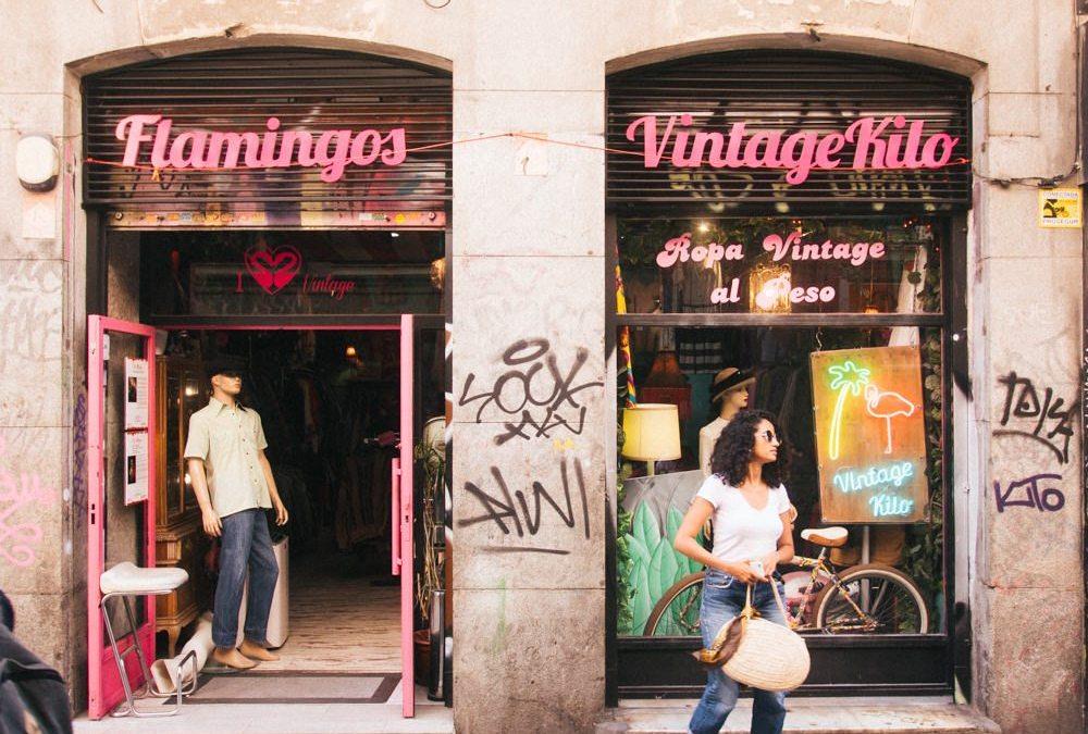 Madrid thrift shopping guide