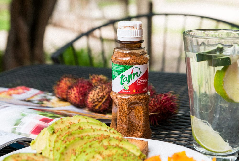 Tajin seasoning uses