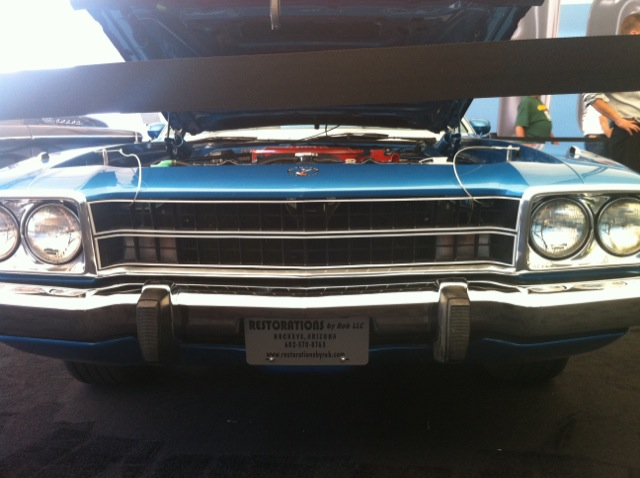 1974 Plymouth Road Runner - Dash Pad - Just Dashes