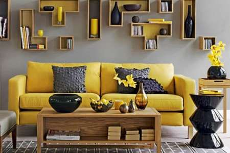 11 Living Room Wall D    cor Ideas  Which Ones Work For You    Just DIY     Photo Credit   cozylivingroomideas com