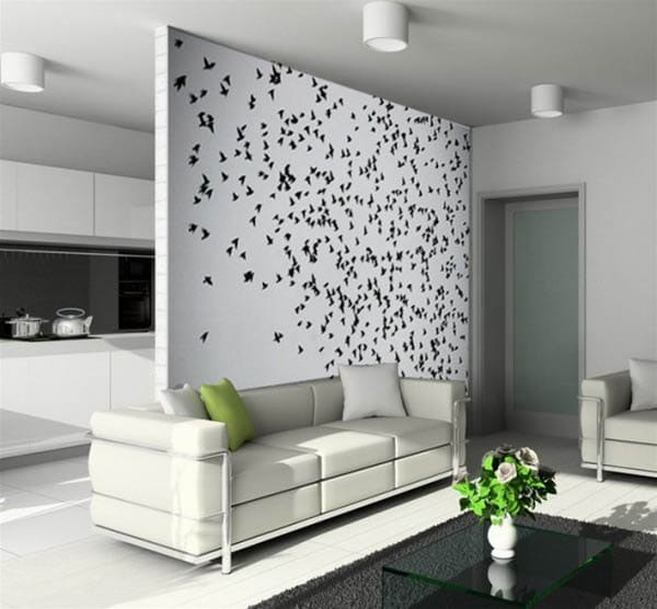11 Living Room Wall Decor Ideas: Which Ones Work For You? on Creative Living Room Wall Decor Ideas  id=79579