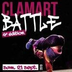 Affiche du Battle de Clamart 2019
