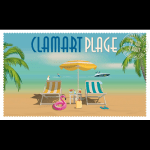 Affiche de Clamart plage 2020