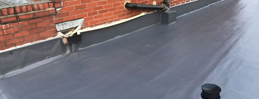 Flat roof overlay in Wigan