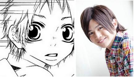 Yukito Nishii alias Nao Orisawa