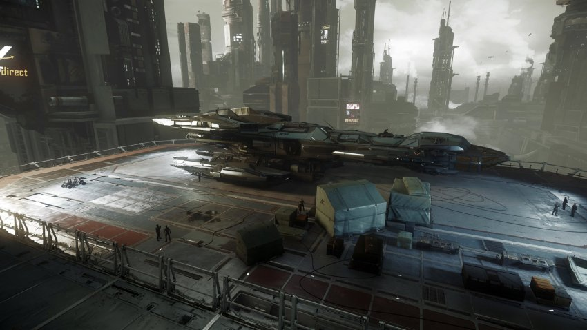 Star Citizen Chronique 1