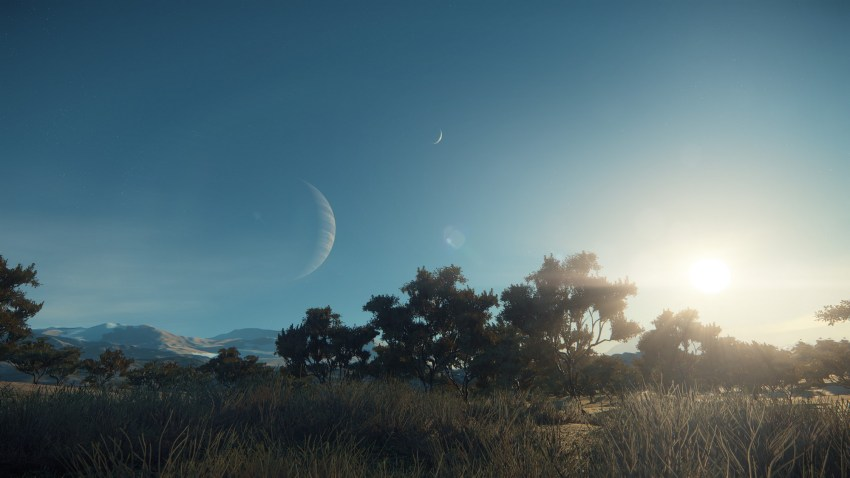 Star Citizen savane