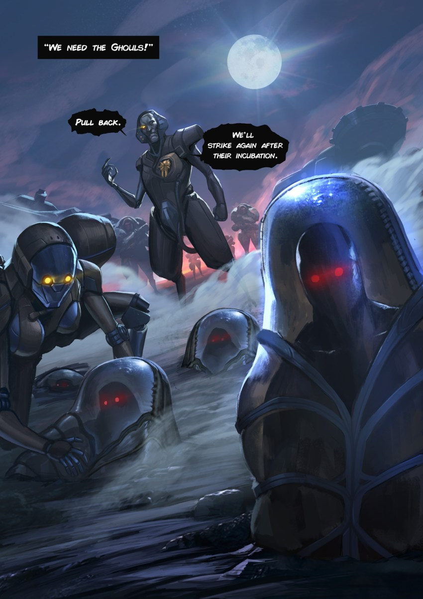 Warframe top cow page 1