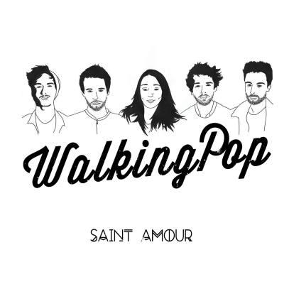 WalkingPop Saint-Amour