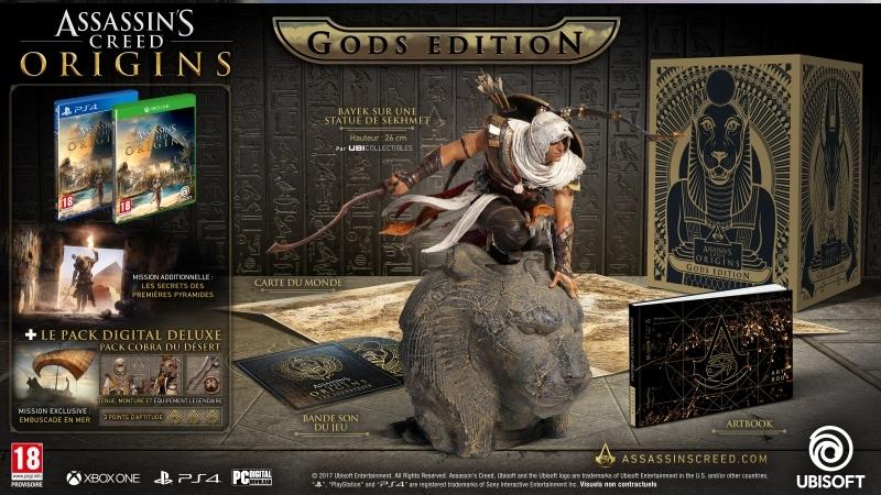 Assassin's Creed Gods edition