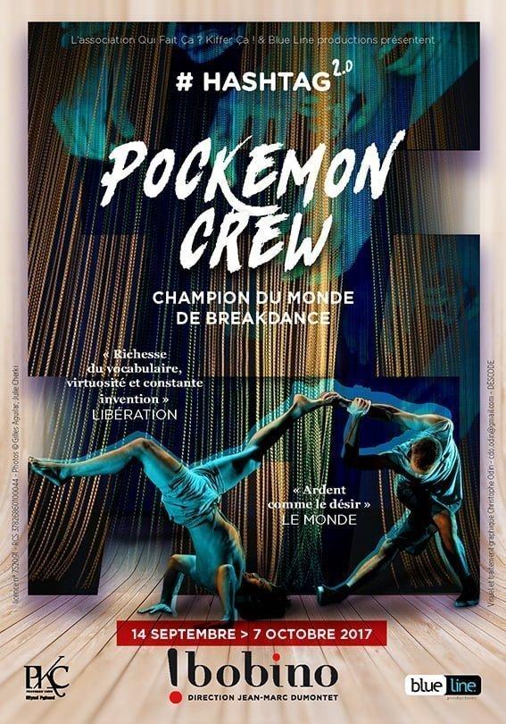 Pockemon Crew - Hashtag2