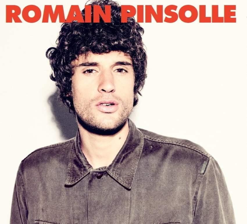 Romain Pinsolle - Soleil Oblique Records