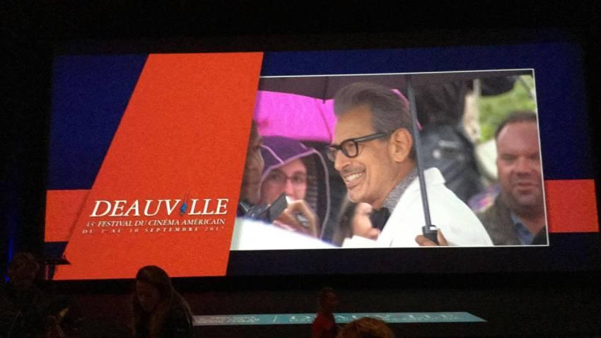 Jeff Goldblum Deauville