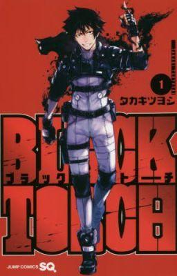 black torch couv jap 1