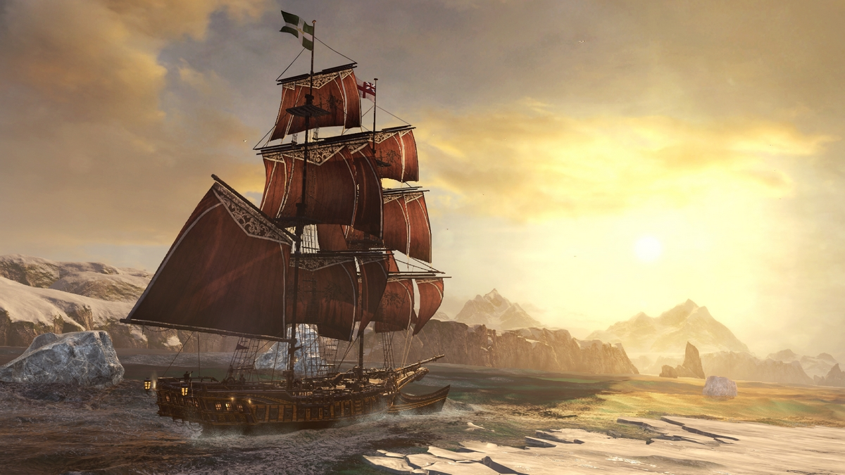Assassin's Creed Rogue Remastered annoncé et daté sur PS4 et Xbox One