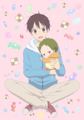 School Babysitters visual art