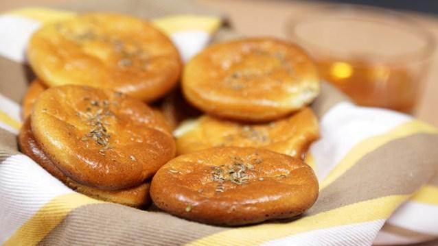 طريقة عمل الخبز الصحي من دون طحين | Just Food
