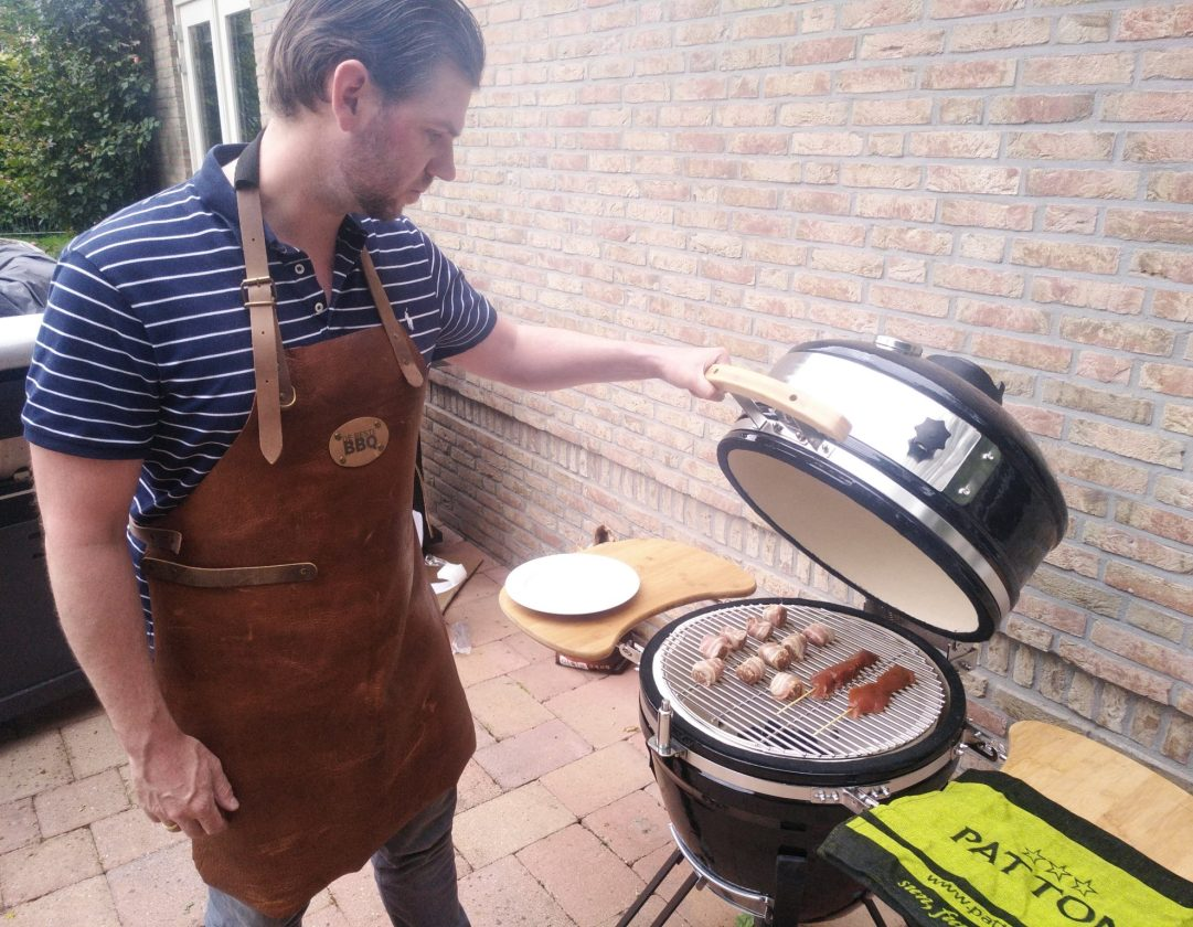 Hedendaags Review: Patton *** Kamado Grill Meat & Pizza 21inch - Just for Koks.nl QW-63