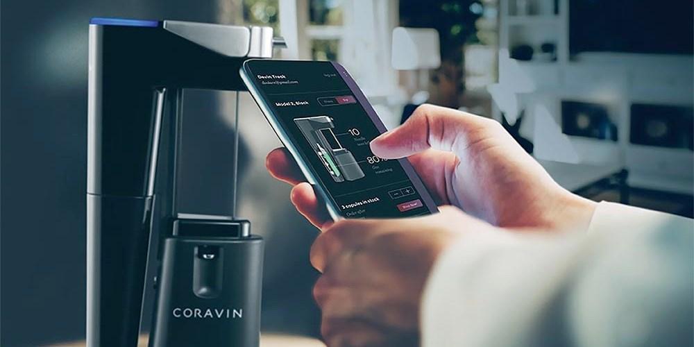 Coravin Model Eleven Moodshot