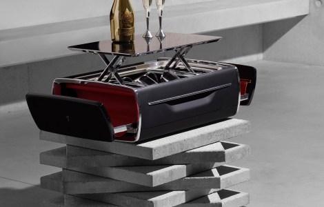 Rolls-Royce Champagne Chest