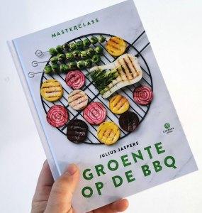 Masterclass Groente op de BBQ Cover