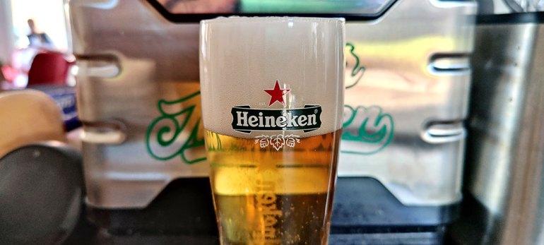 Heineken Pilsener Schuimkraag