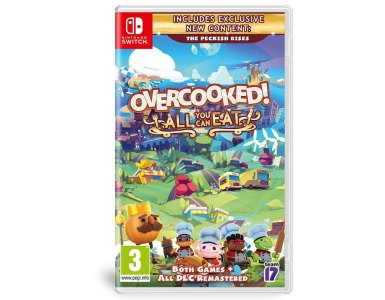 Overcooked - All You Can Edition