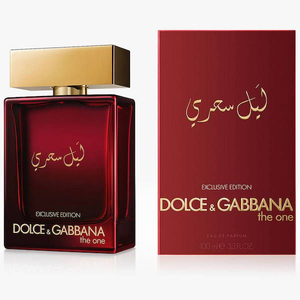 Dolce & Gabbana the One Exclusive EDP 100ml for Men