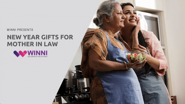 Premium Quality New Year Gifts For Mother In Law