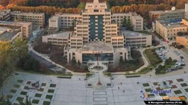 Features of Xi'an Jiaotong University China