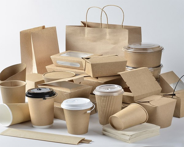 takeaway packaging