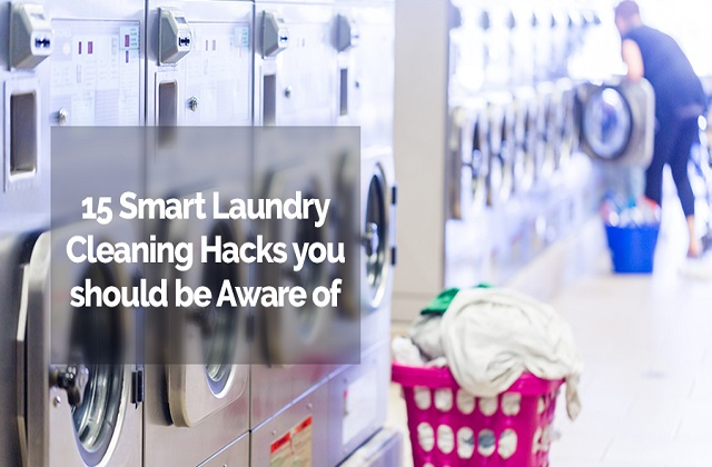 laundry cleaning hacks