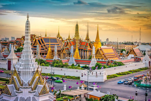 Top-Visited Tourist Places in Bangkok