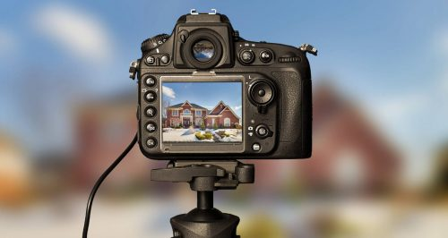 The Best Camera for Real Estate Photography