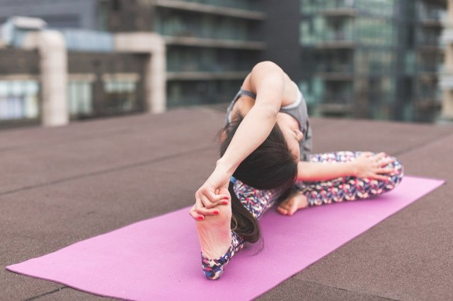 Choose The Best Mat for Yoga