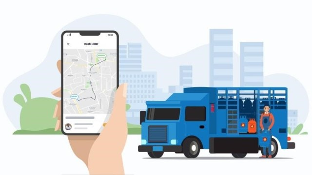 On-Demand cooking Gas Delivery App