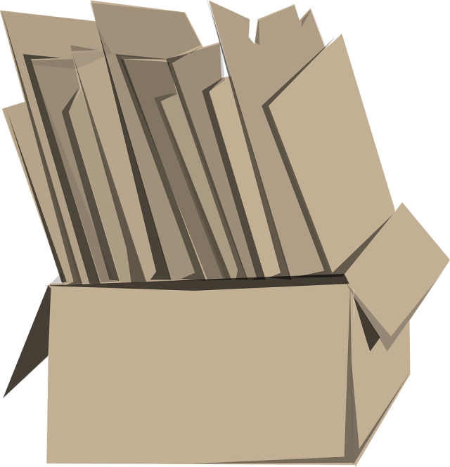 Corrugated Box: Carrier to Monumental Objects