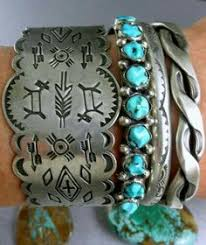 Gorgeous Silver Ladies Bracelets