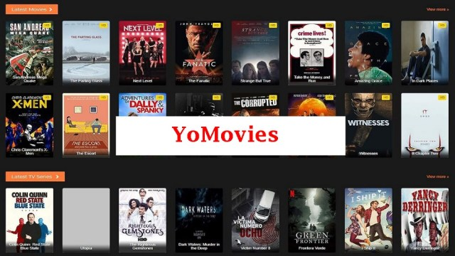 Free Movies Streaming Sites 2021